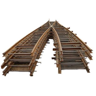 河北铁路煤矿道岔厂家