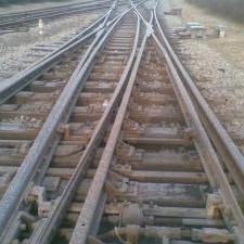 复式工矿道岔